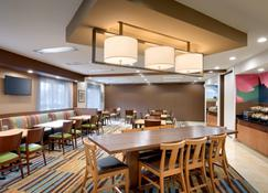 Fairfield Inn & Suites by Marriott Salt Lake City Airport - Salt Lake City - Restaurant