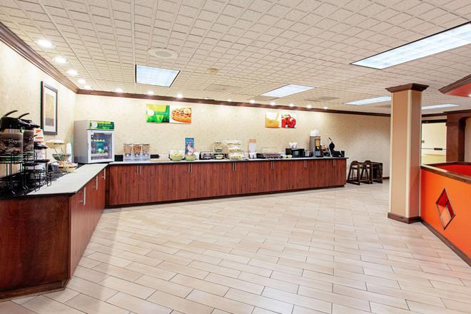 市民品質套房酒店 - 弗羅倫斯 - 佛羅倫斯(南卡羅來納州) - 自助餐
