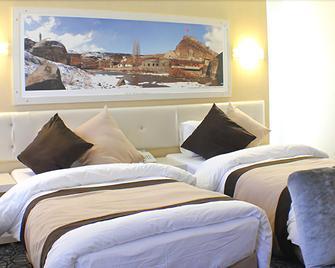 Buyuk Kale Hotel - Kars - Bedroom