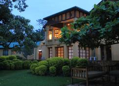 The Emin Pasha Hotel - Kampala - Building