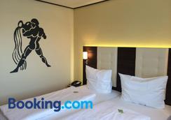 Hotel Restaurant Rosengarten - Darmstadt - Bedroom