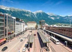 Ibis Innsbruck - Innsbruck - Vista del exterior