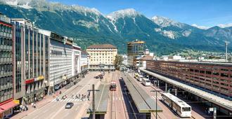 Ibis Innsbruck - Innsbruck - Outdoor view