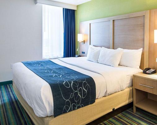 海灘凱富酒店 - 維吉尼亞海灘 - 弗吉尼亞海灘 - 臥室