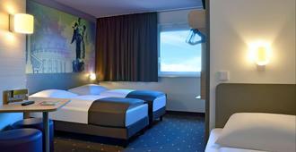 B&B Hotel Stuttgart-Vaihingen - Штутгарт - Спальня