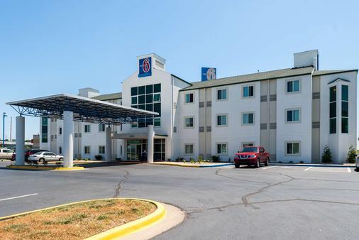 Motel 6 Junction City - Junction City - Building