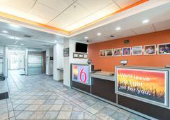 Motel 6 Junction City - Junction City - Lobby