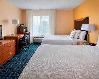 Fairfield Inn & Suites by Marriott Verona - Verona - Bedroom