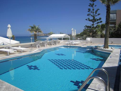 Petradi Beach Lounge Hotel - Rethymno - Pool