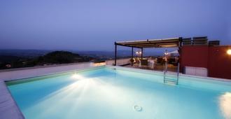 Perusia Hotel - Perugia - Bể bơi