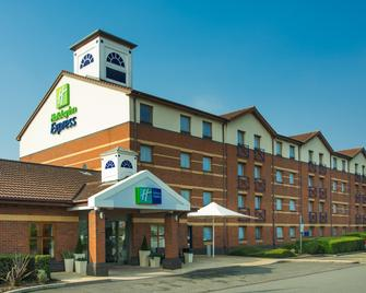 Holiday Inn Express Derby - Pride Park - Derby - Building