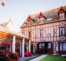 Hôtel Au Charme Rabelaisien