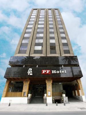 Hotel Pf - Πόλη του Μεξικού - Κτίριο
