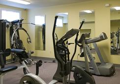 The Priory Hotel - Pittsburgh - Gym