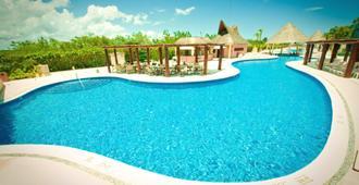 Tropical Location Riviera Maya - Xpu Há - Pool