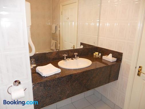 The Rhu Glenn Hotel - Waterford - Phòng tắm