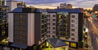 Courtyard by Marriott Nashville Vanderbilt/West End - Nashville - Building