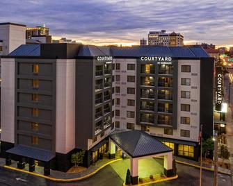 Courtyard by Marriott Nashville Vanderbilt/West End - Nashville - Building