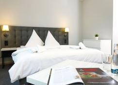 Residence Aparthotel - Stettin - Schlafzimmer