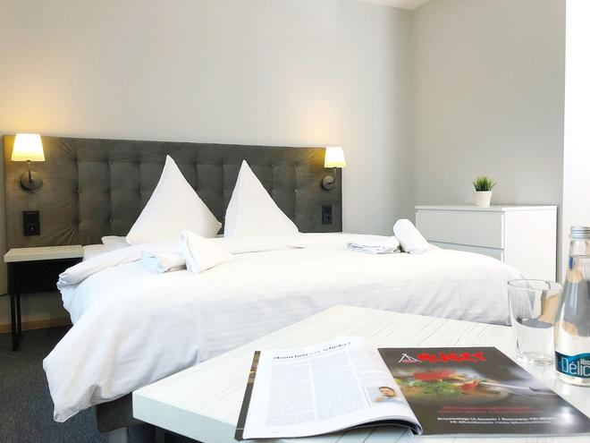 Residence Aparthotel - Szczecin - Bedroom