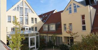 Comfor Hotel Ulm City - Ulm - Edificio