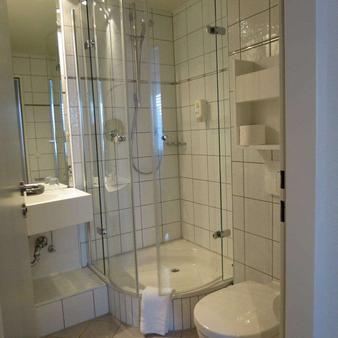 Comfor Hotel Ulm City - Ulm - Bathroom
