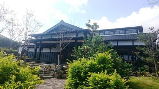 Jomon no Yado Manten - Yakushima - Κτίριο