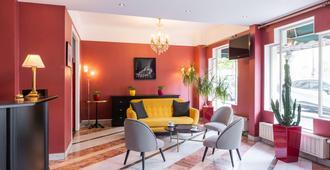 Hotel Baldi - París
