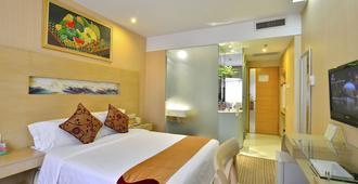 Sunon Hotel - שנג'ן - חדר שינה