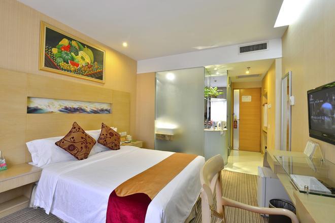 Sunon Hotel - Shenzhen - Schlafzimmer