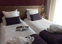 Best Western Le Duguesclin - Saint-Brieuc - Bedroom