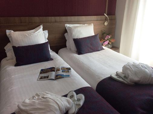 Best Western Le Duguesclin - Saint-Brieuc - Bedroom