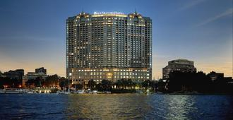Four Seasons Hotel Cairo at Nile Plaza - Cairo - Edificio