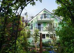 Hotel Inselparadies - Zingst - Bygning