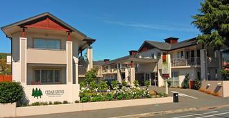 Cedar Grove Motor Lodge - Nelson - Gebäude