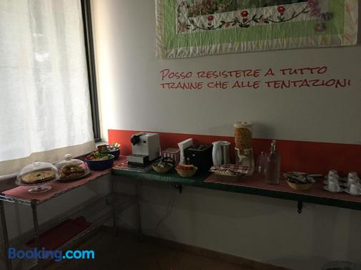 Il Trattore Bed & Breakfast - Moncalieri - Buffet
