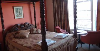 Royal Britannia Hotel - Ilfracombe - Camera da letto