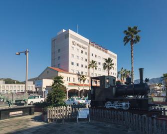 Jr Hotel Clement Uwajima - Uwajima - Buiten zicht