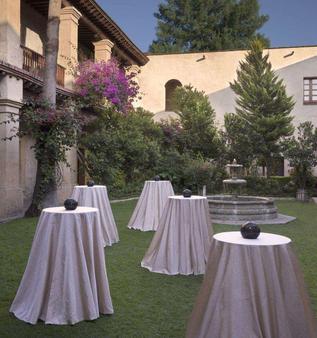 Quinta Real Oaxaca - Oaxaca - Juhlasali