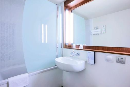 Campanile Metz Est - Technopole - Metz - Phòng tắm