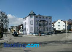 Pension Granitzeck - Ostseebad Sellin - Building