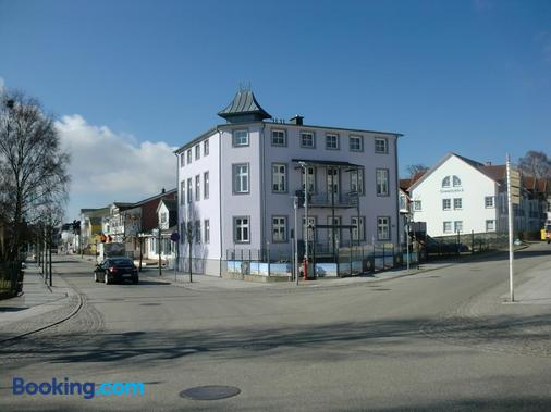 Pension Granitzeck - Ostseebad Sellin - Building