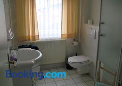Pension Granitzeck - Ostseebad Sellin - Bathroom
