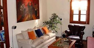 蓋里維波民宿 - Valparaiso/瓦爾帕萊索 - 客廳
