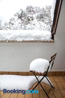 Silken Insitu Eurotel Andorra - Les Escaldes - Balcony
