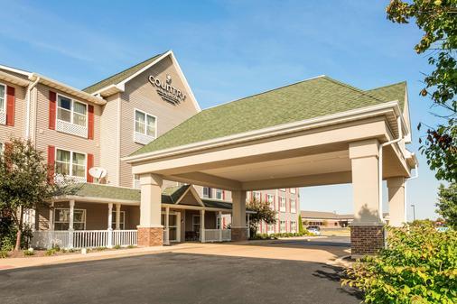 卡爾森鄉村套房酒店(伊利亞諾州皮奧里亞北部) - 皮奥利亞 - 皮奧里亞 - 建築