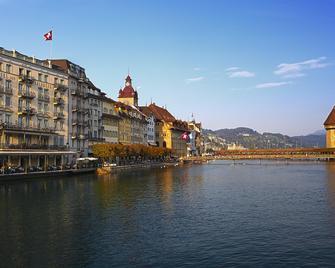 Hotel des Balances - Lucerne - Outdoors view