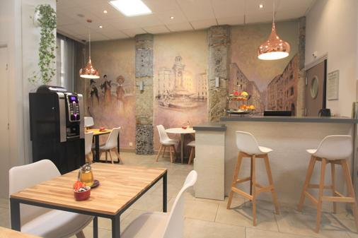 Best Western Saint Antoine - Lyon - Bar