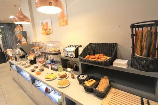 貝斯特韋斯特聖安東尼酒店 - 里昂 - 里昂 - 自助餐
