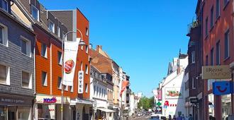 Hotel Gertrudenhof - קלן - נוף חיצוני